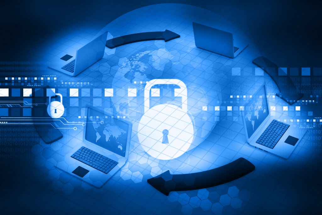 Cyber security concept/Fotolia
